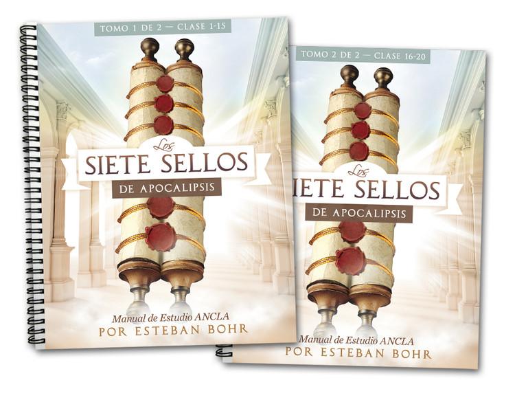 Los Siete Sellos de Apocalipsis - PDF Manual de Estudio Descarga Digital