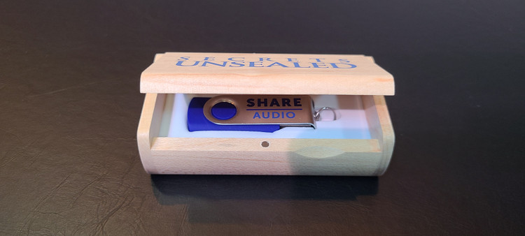 USB - Sharing Resources Audio