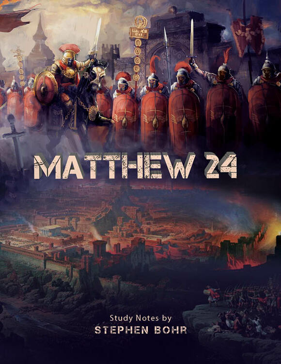 Matthew 24 Expanded Edition - PDF Digital Download