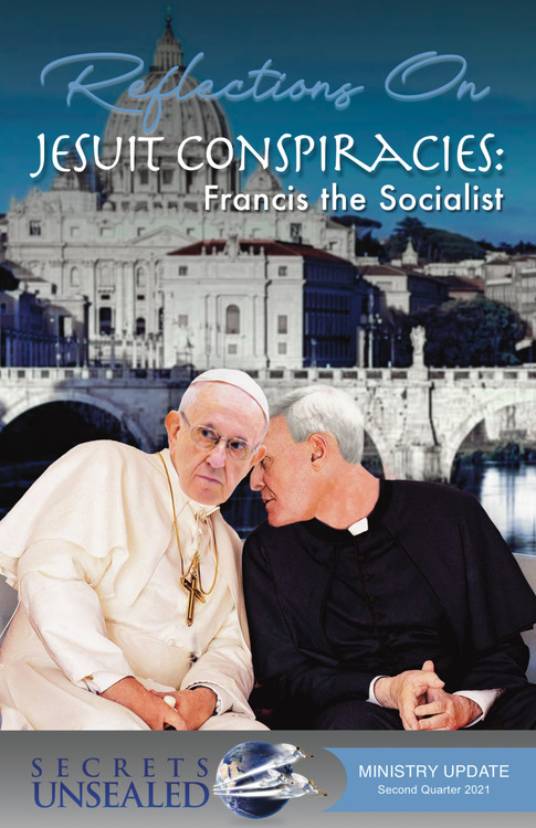 Reflections On Jesuit Conspiracies: Francis the Socialist