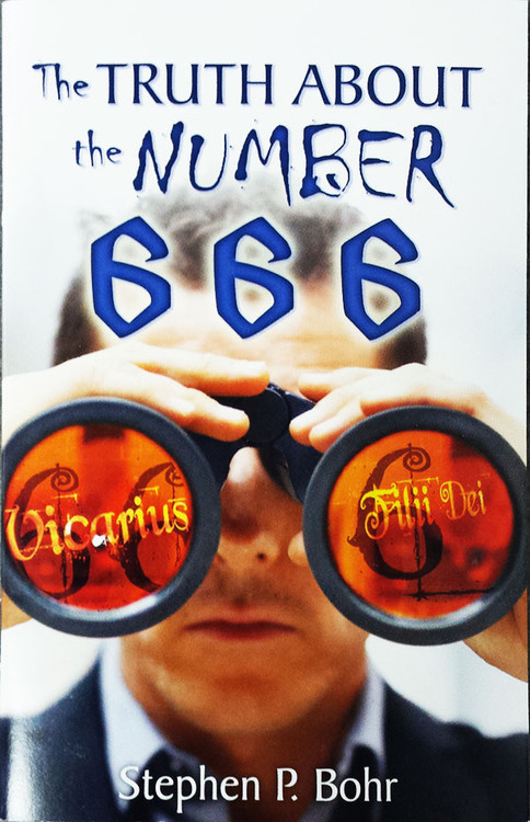 The Truth About The Number 666 - Book