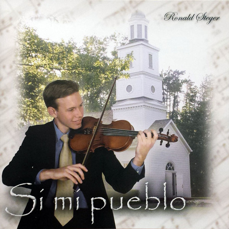 Violin Music by Ronald Steger - Si Mi Pueblo