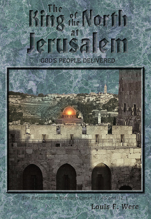 The King of the North at Jerusalem by Louis F. Were