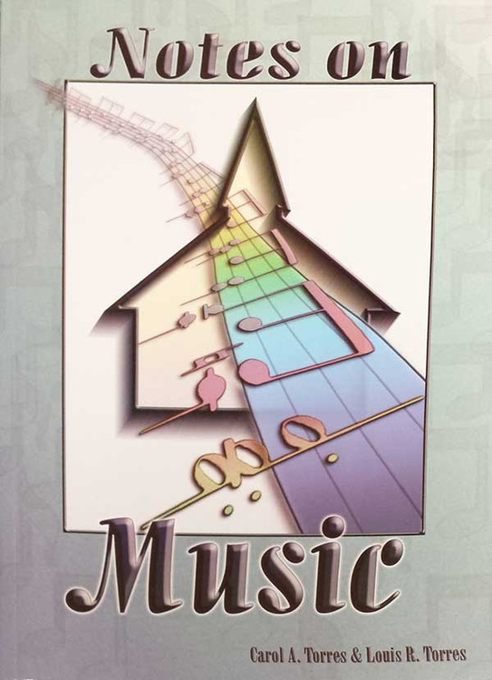 Notes on Music - Book