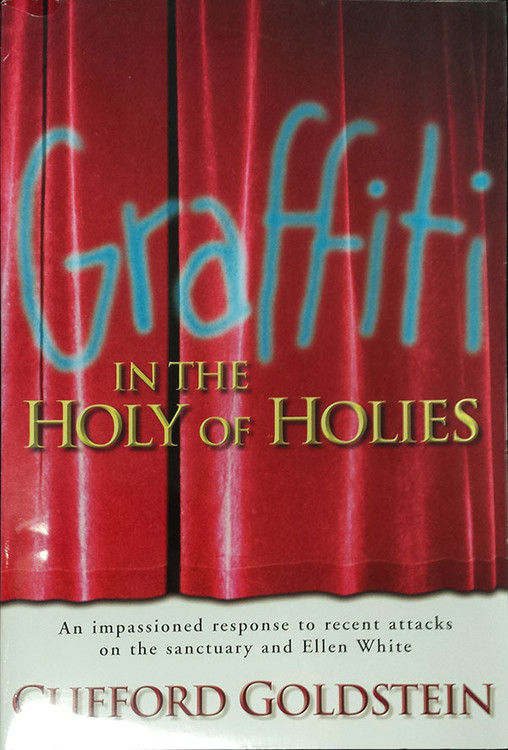 Graffiti in the Holy of Holies - Book