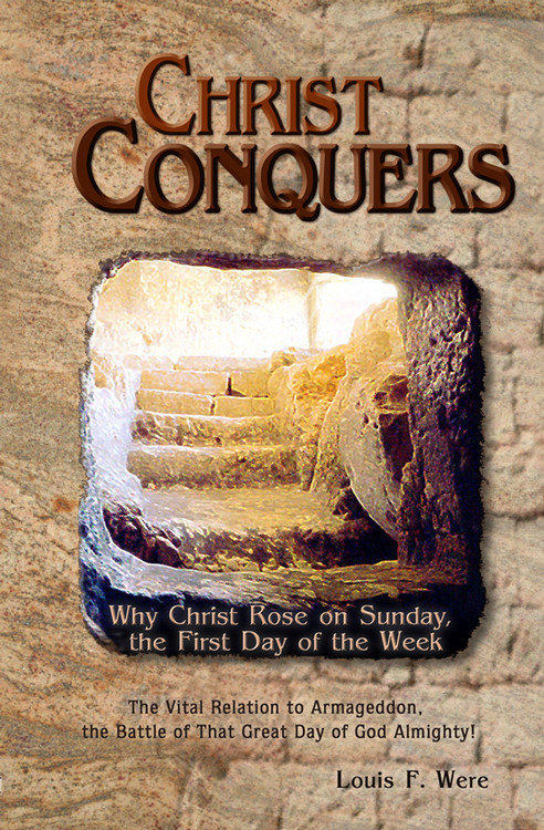 Christ Conquers by Louis F. Were