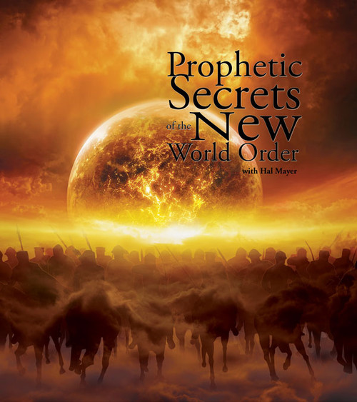prophetic secrets of the new world order dvd cd mp3 sets