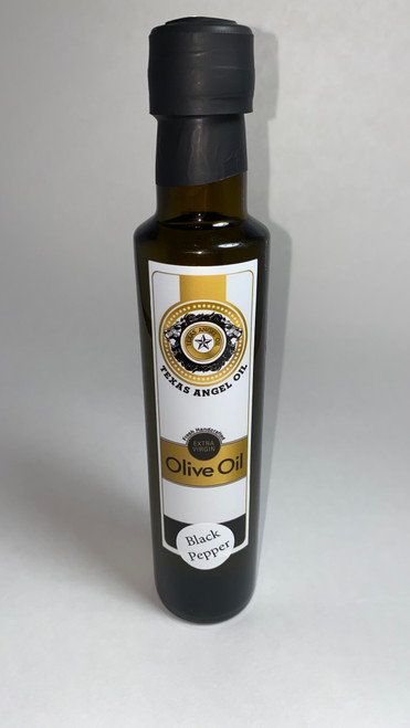 Black Pepper Extra Virgin Olive Oil