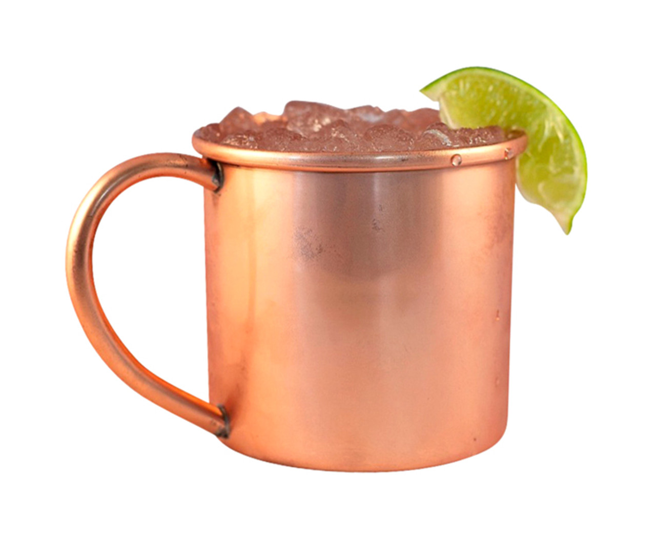 16 Ounce Pure Copper Moscow Mule Mug Alchemade