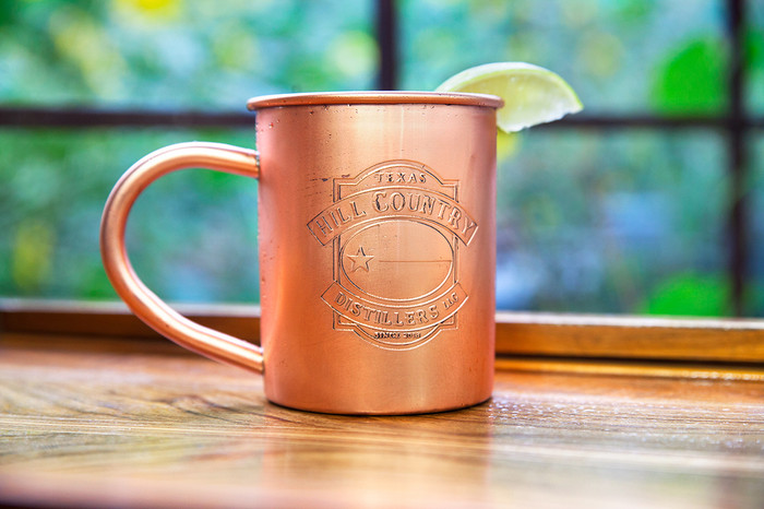 Bulk Etched Copper Mugs - Qty 100
