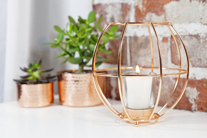 Copper Votive