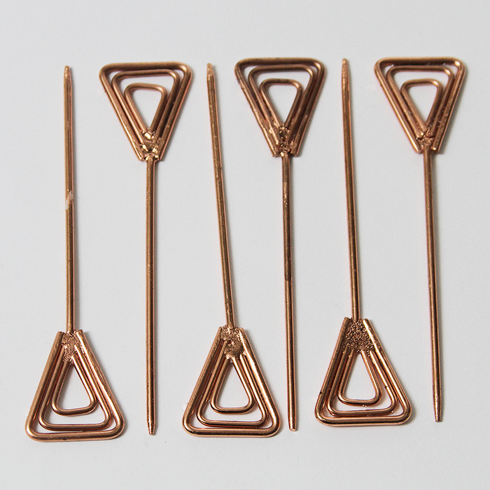 Triangle Cocktail Pick (Set of 6)