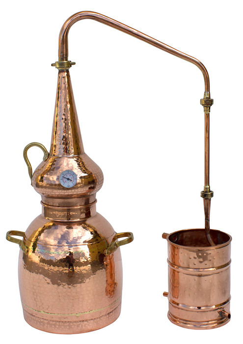 10L (2.5 Gallon) Premium Whiskey Still with Thermometer