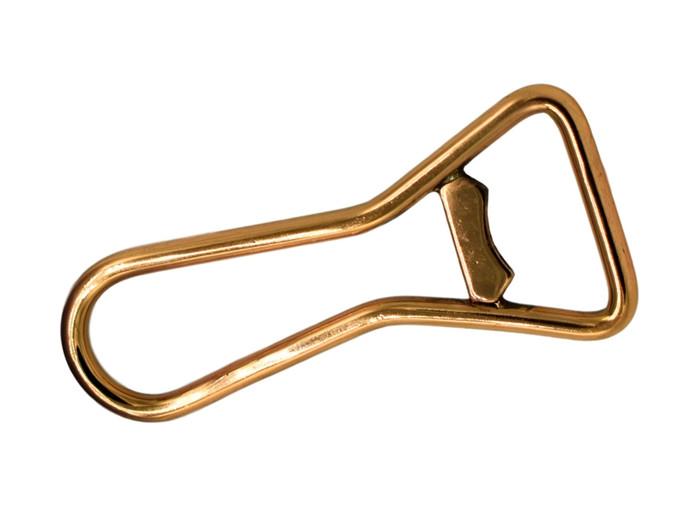 Copper Wire Bottle Opener