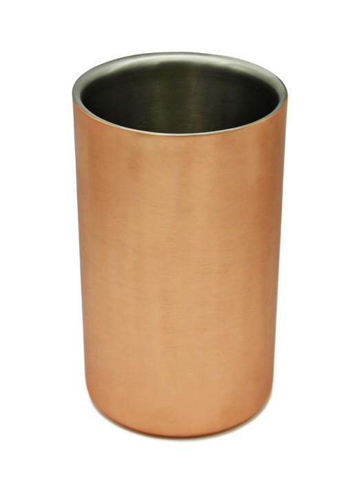 Stainless Steel Copper Plated Wine Bottle Chiller