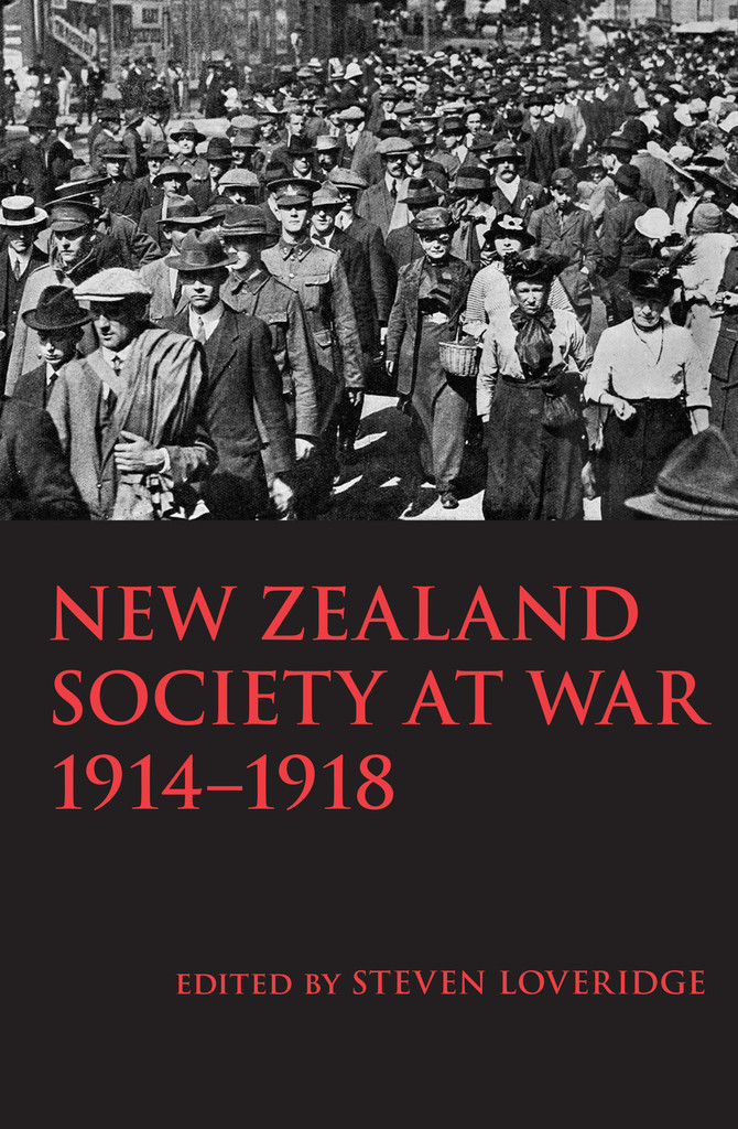 New Zealand Society at War