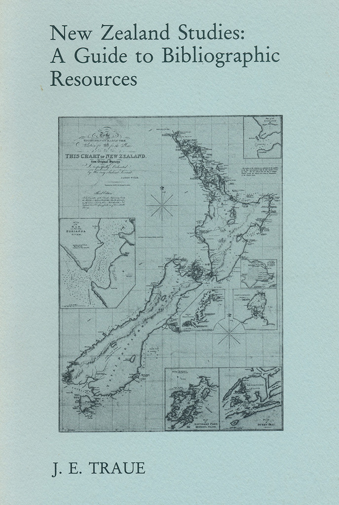 New Zealand Studies: A Guide to Bibliographic Resources