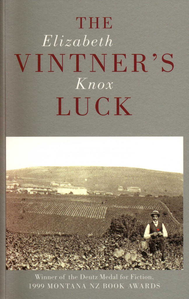Vintner's Luck, The - B format