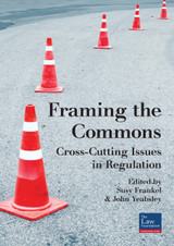 Framing the Commons: Cross-Cutting Issues in Regulation