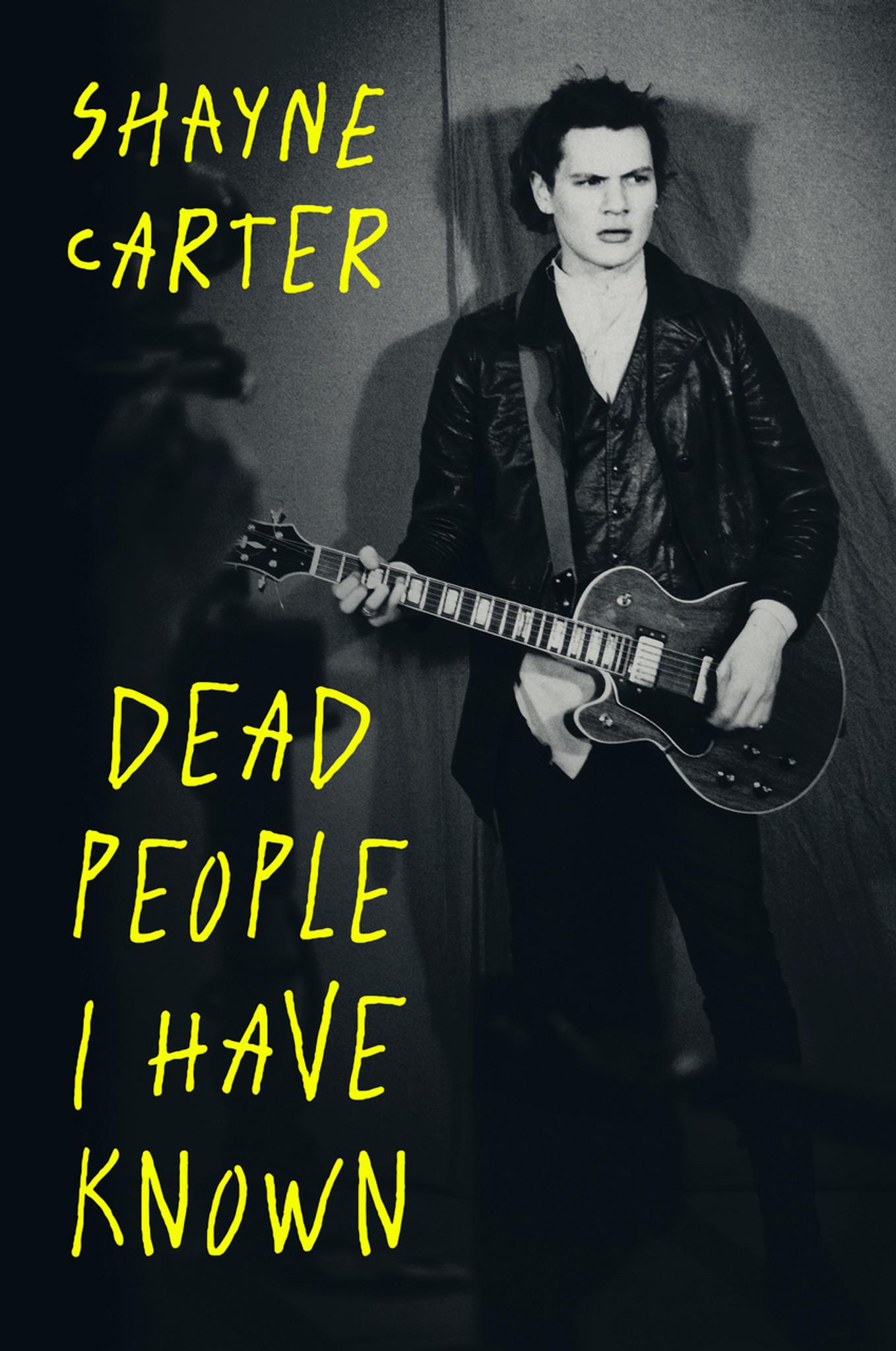 Dead People I Have Known - Victoria University Press