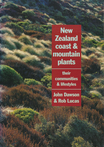 New Zealand Coast and Mountain Plants