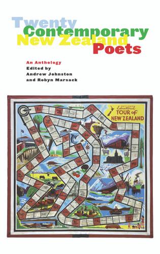 Twenty Contemporary New Zealand Poets: An Anthology