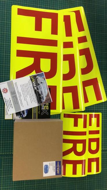 500mm x 300mm Magnetic Sign