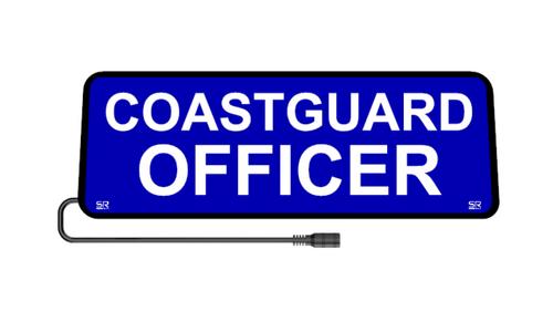 Safe ResponderX COASTGUARD OFFICER