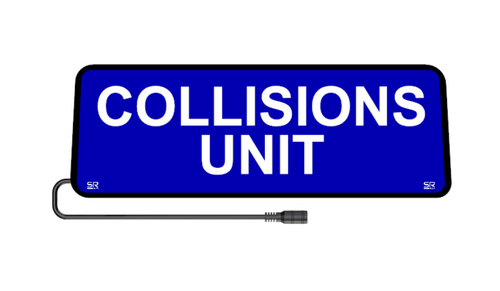 Safe ResponderX  Collisions Unit