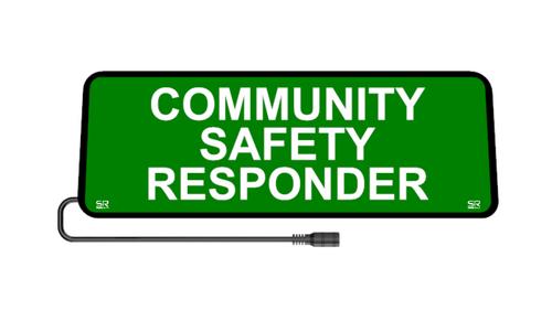 Safe ResponderX COMMUNITY SAFETY RESPONDER