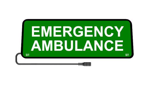 Safe ResponderX Emergency Ambulance