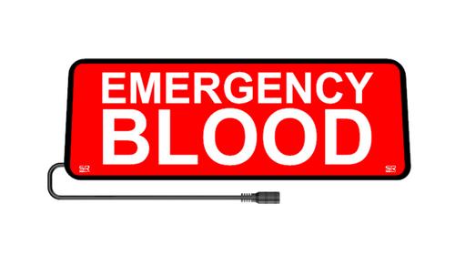 Safe ResponderX EMERGENCY BLOOD