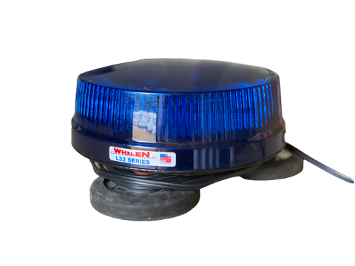 L32 Low Profile LED Beacon - Magnetic