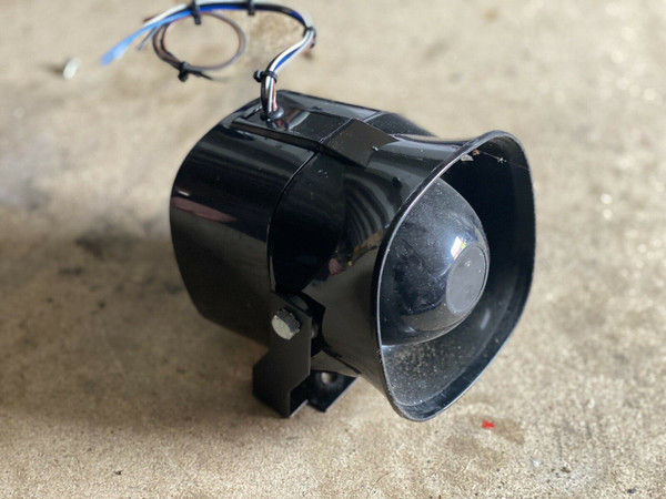 30w All-In-One Siren and Speaker