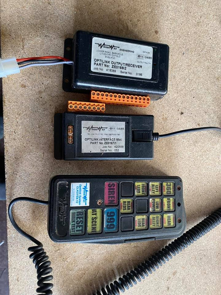 OptiLink Control System