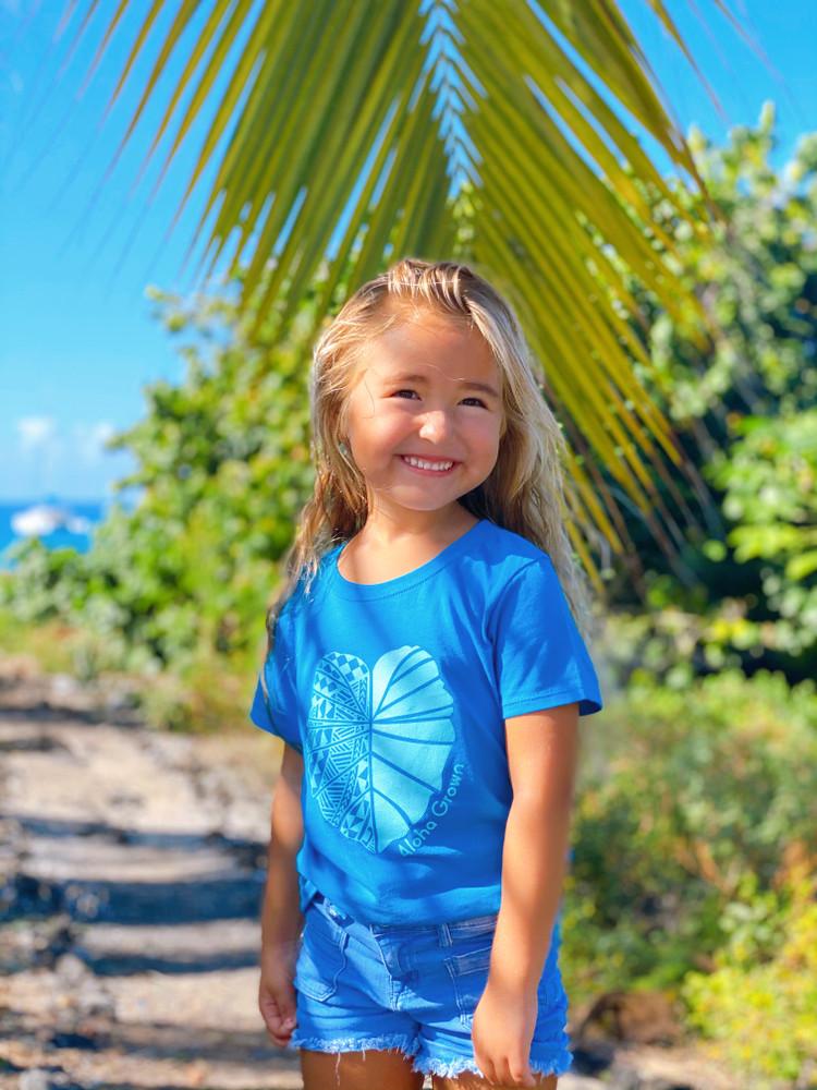 Girl's Tribal Kalo Princess Tee