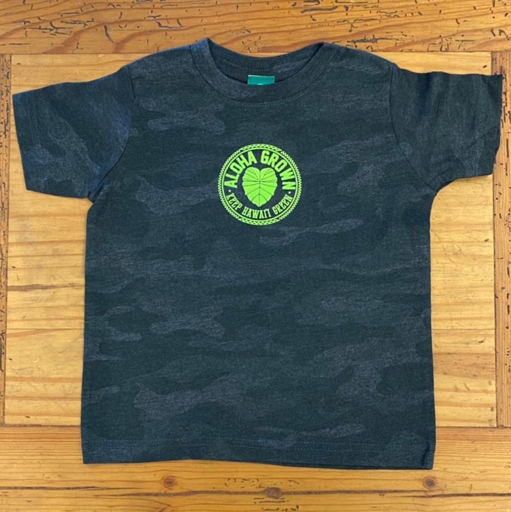 Keep Hawaii Green Toddler tee