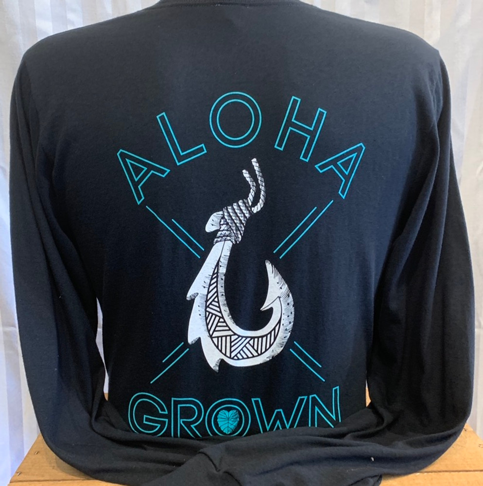 Hook Long Sleeve Tee