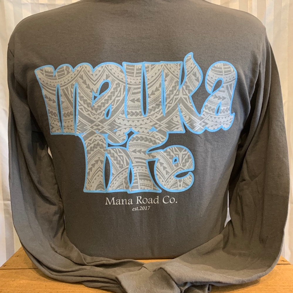 MRC Mauka Life Long Sleeve Tee