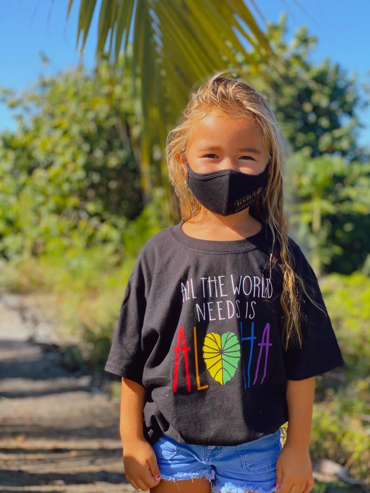 Youth World Needs Aloha Tee