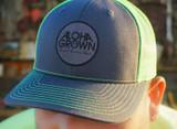 Aloha Grown Tagit Cap in neon green