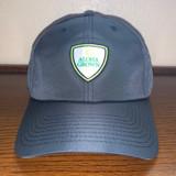 Shield Microlight cap in gunmetal