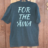 For the Aina Tee in Olive