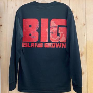 Big Island Grown Long Sleeve Tee