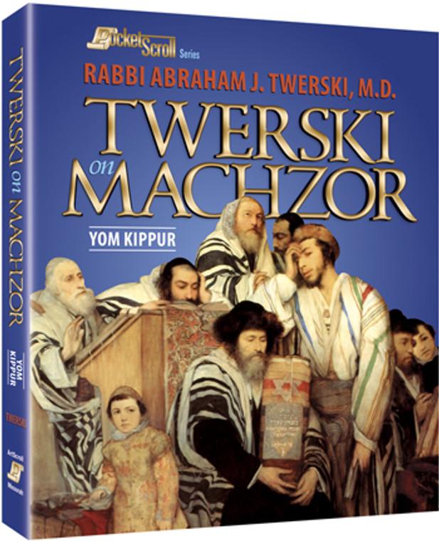 Twerski on Machzor - Yom Kippur