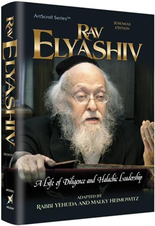 Rav Elyashiv Biography