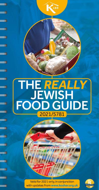 KLBD Kosher Food Guide 2021