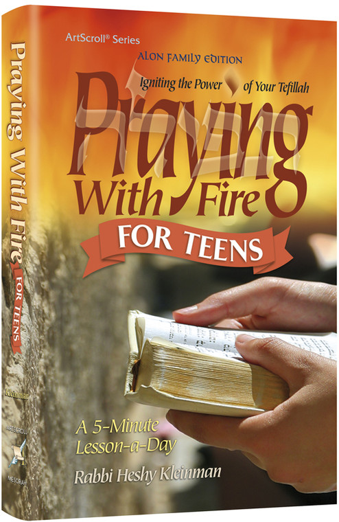 Praying with Fire for Teens