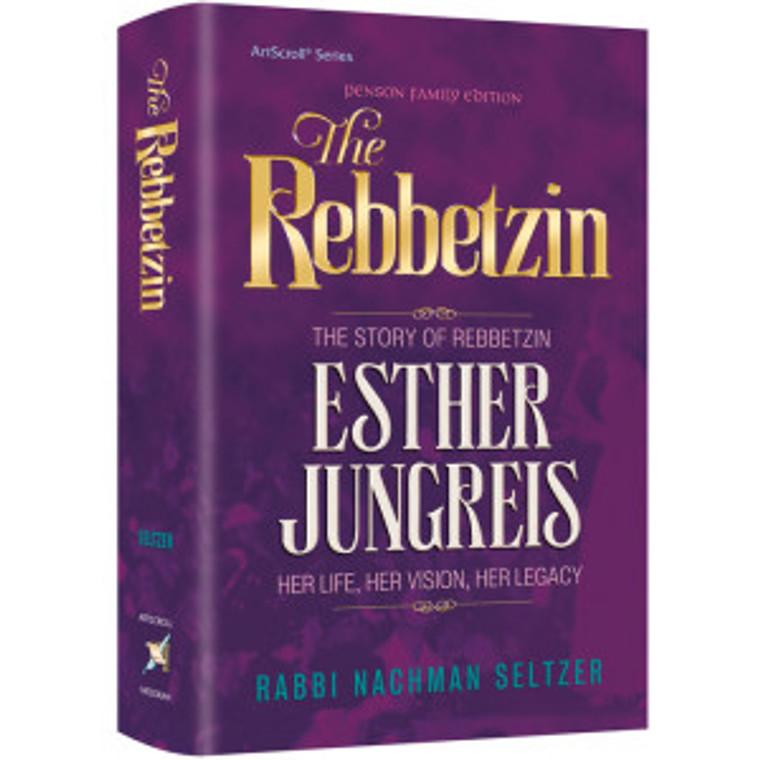The Rebbetzin - Esther Jungreis