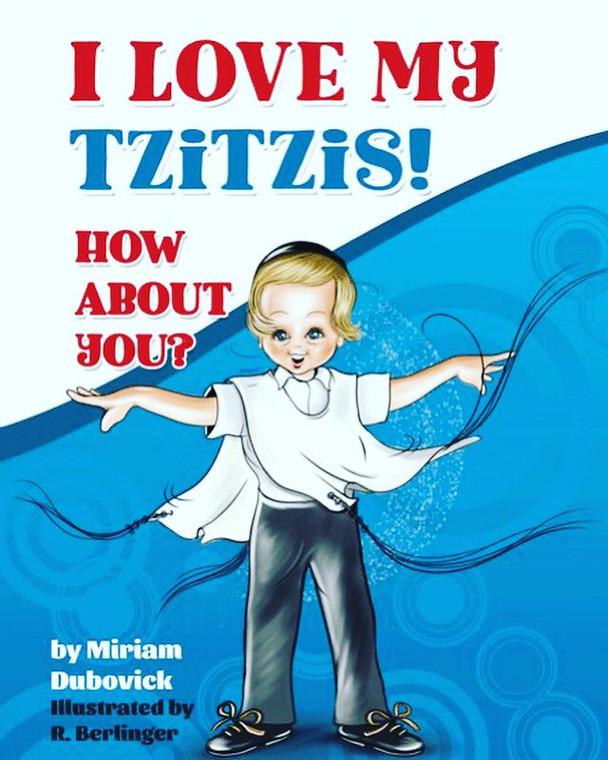 I love my Tzitzis!